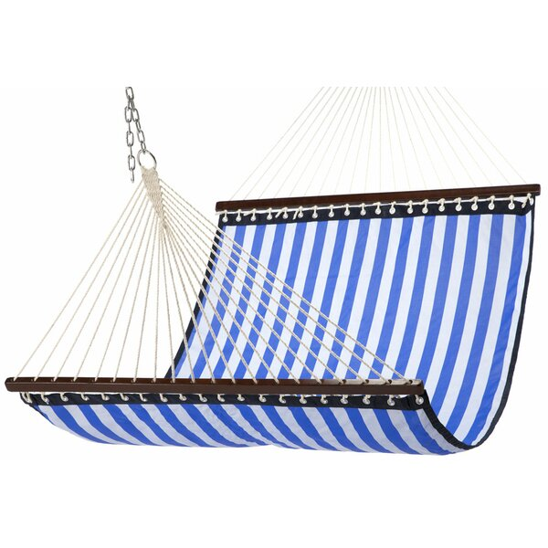Waterproof Polyester Hammock by Budge Industries
