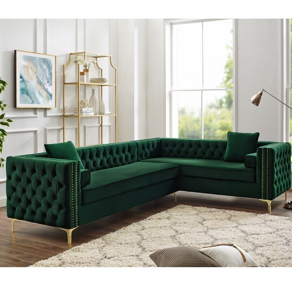 Kaufman Reversible Stationary Sectional by Everly Quinn