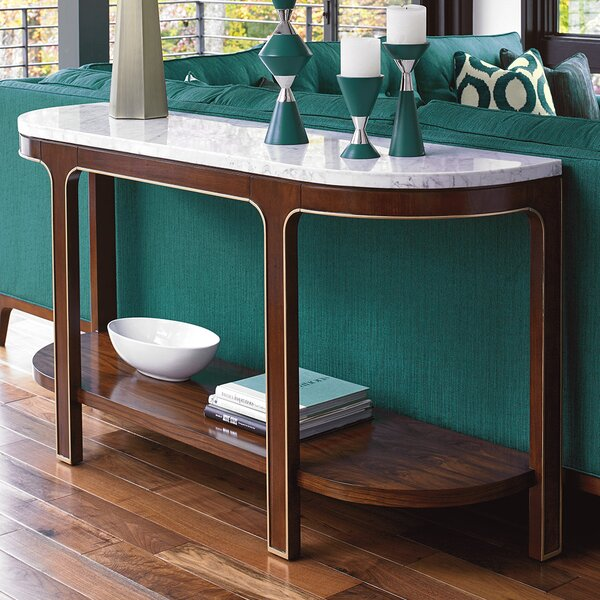 Take Five Interlude Console Table by Lexington