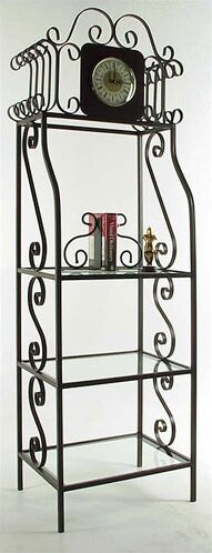 Etagere Bookcase by Grace Collection