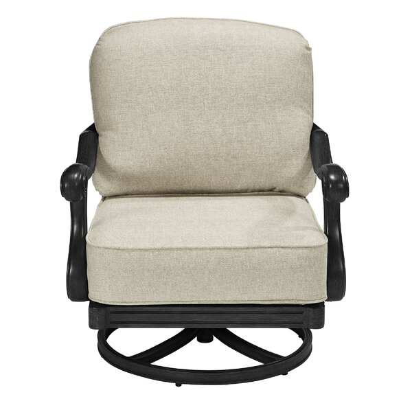 Hargrave Rocking Chair with Cushions (Set of 2) by Canora Grey
