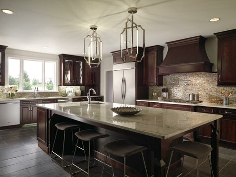 Great Traditional Kitchen Design