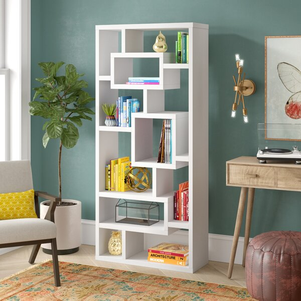 Cleisthenes Cube Unit Bookcase by Mercury Row
