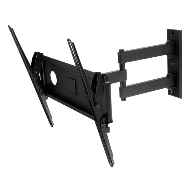 Full Motion Arm/Tilt Corner Mount for 26 - 47 Flat Panel Screens by Swift Mounts