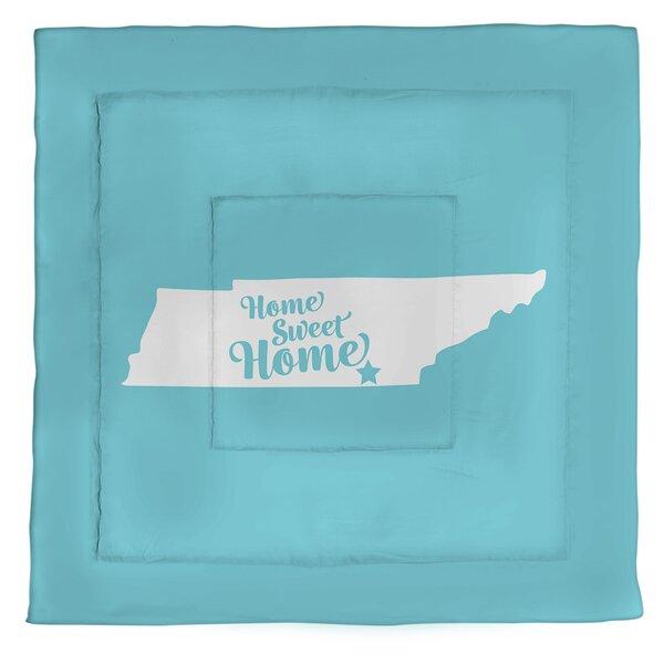 Chattanooga Home Sweet Single Reversible Comforter