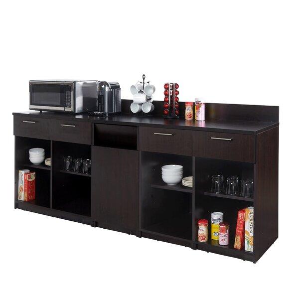 Coffee Break 36 x 90 Base Cabinet by Breaktime