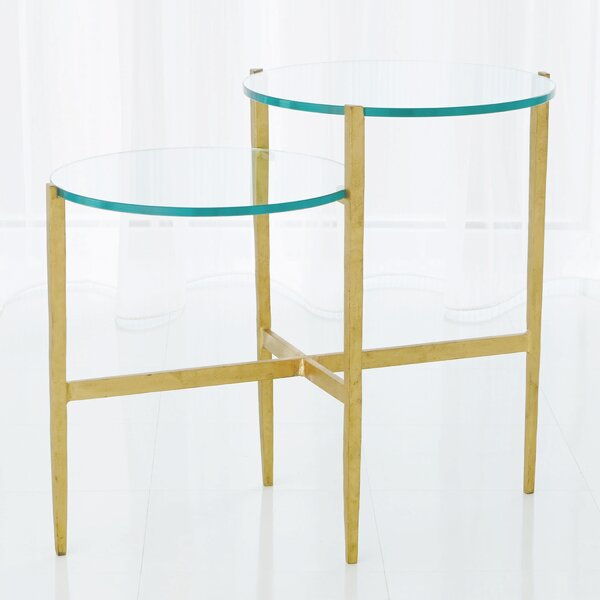 Dante End Table by Global Views Global Views