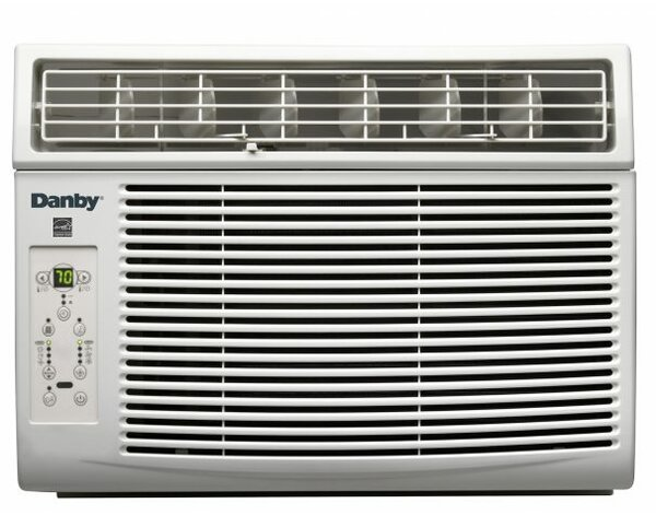 10,000 BTU Energy Star Window Air Conditioner with Remote by Danby
