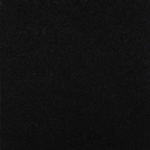 12 x 12 Granite Field Tile in Black by MSI