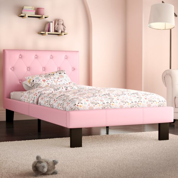 Gilbertson Twin Platform Bed By Viv + Rae by Viv + Rae Looking for