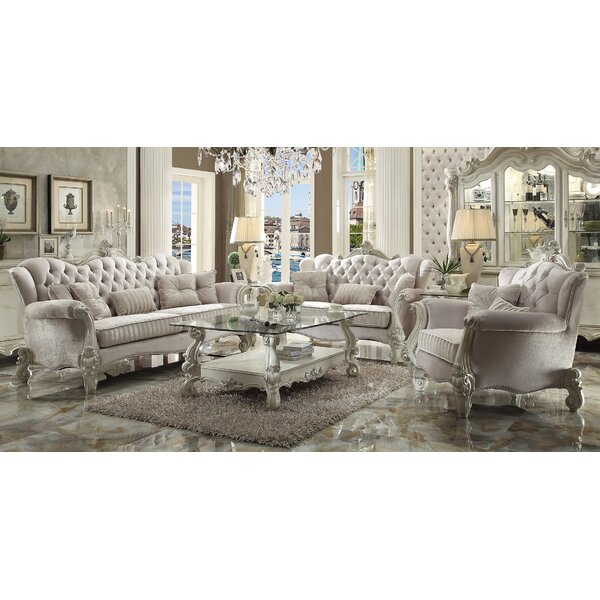 Welton Configurable Living Room Set by Astoria Grand