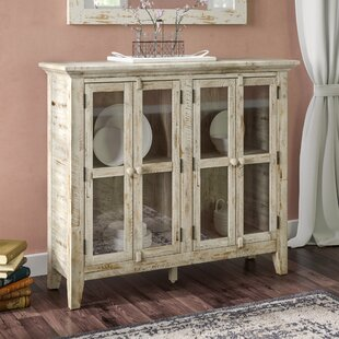 Eau Claire 4 Door Accent Cabinet Lark Manor