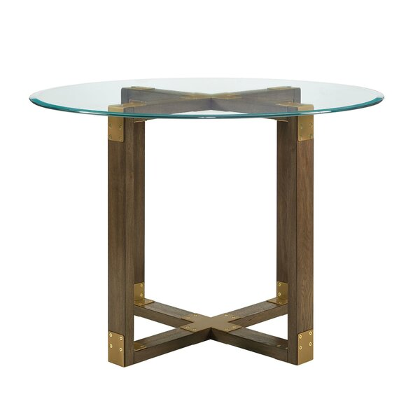 Kindig Dining Table by Everly Quinn