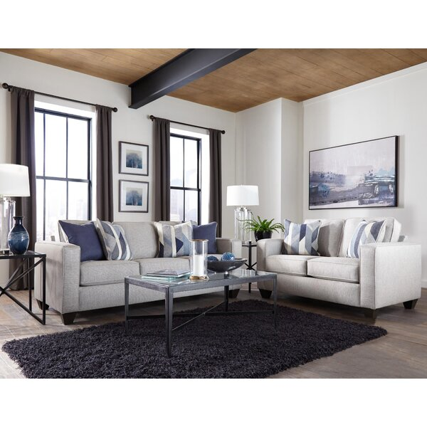 Berens 2 Piece Living Room Set by Charlton Home