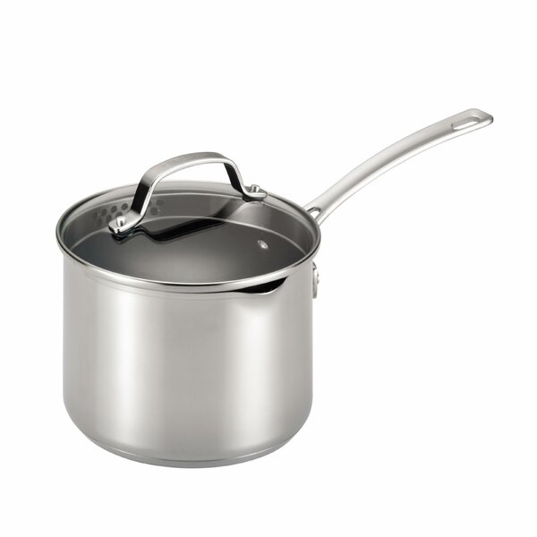 Genesis 3-qt. Saucepan with Lid by Circulon