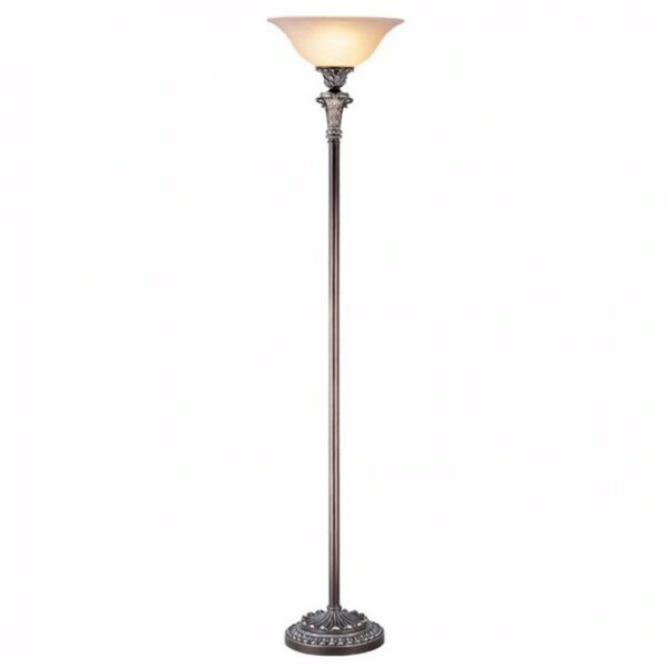 Bacall 71.5 Torchiere Floor Lamp by Astoria Grand