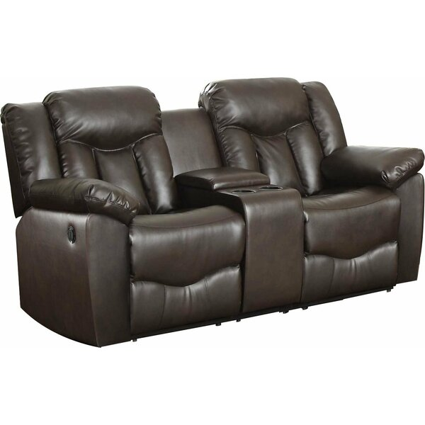James Reclining Loveseat by Nathaniel Home