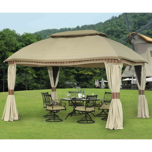 Replacement Curtain for Domed Gazebo by Sunjoy