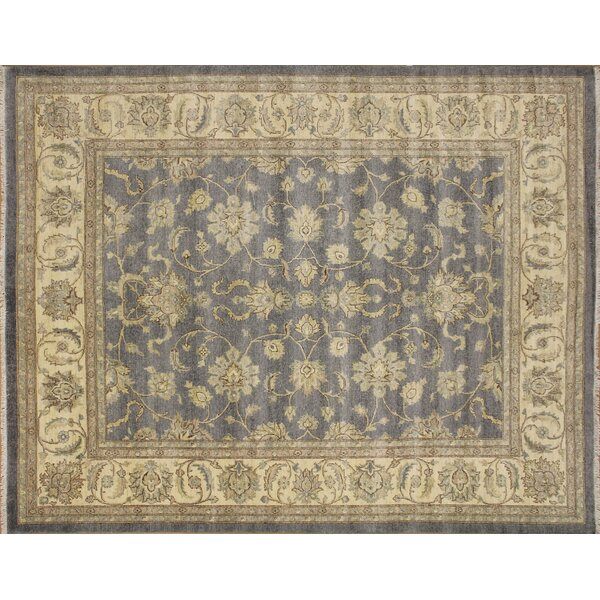 One-of-a-Kind Romona Hand-Knotted Indoor Area Rug by Isabelline