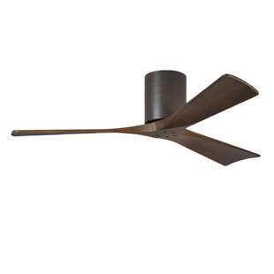 Price comparison 52 Tyree 3 Blade Ceiling Fan with Remote By Wade Logan