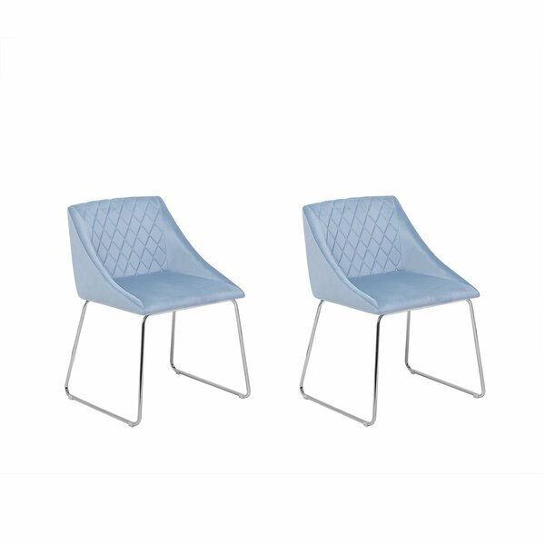 Maumelle Upholstered Dining Chair (Set of 2) by Wrought Studio