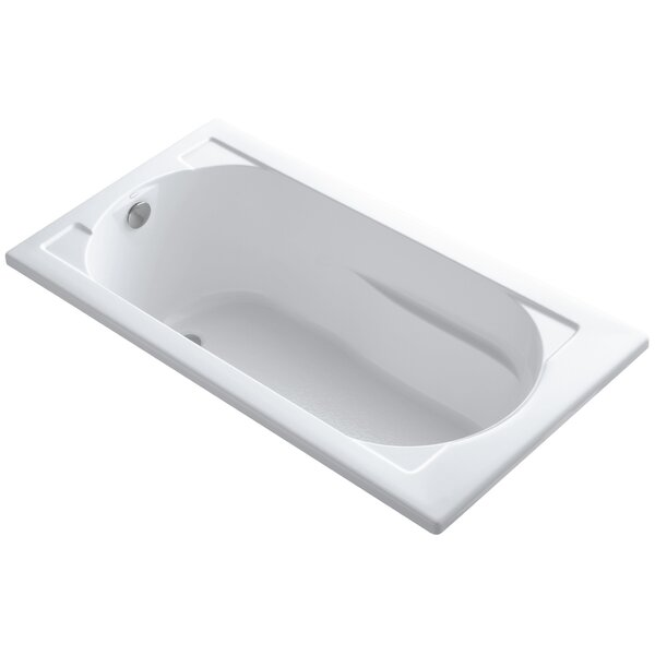 Devonshire 60 x 32 Soaking Bathtub by Kohler