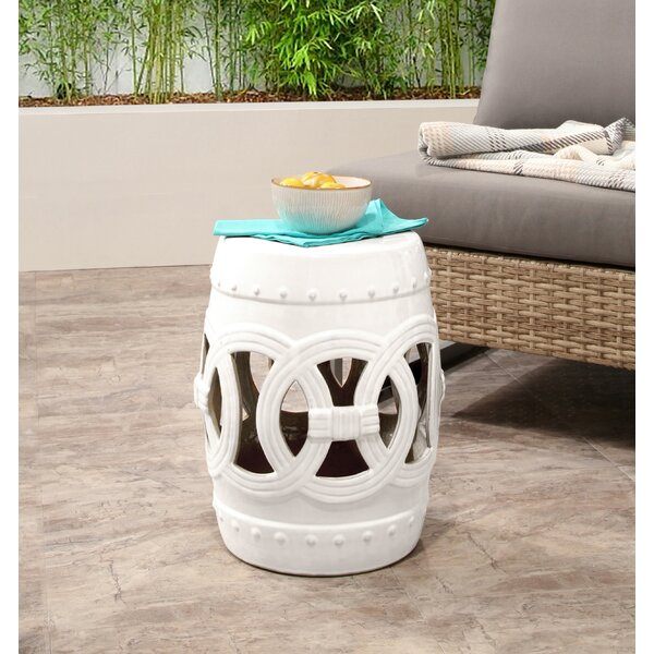 Holbeach Garden Stool by Mistana