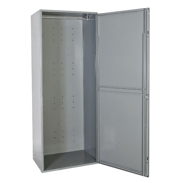 Uniform Exchange 1 Tier 1 Wide Storage Locker by Hallowell