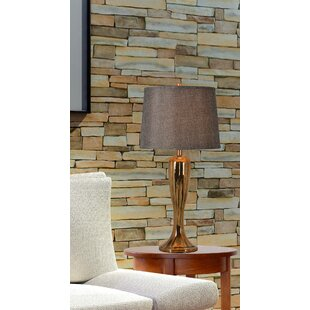 Affordable Price Ashworth 30.13 Table Lamp By House of Hampton