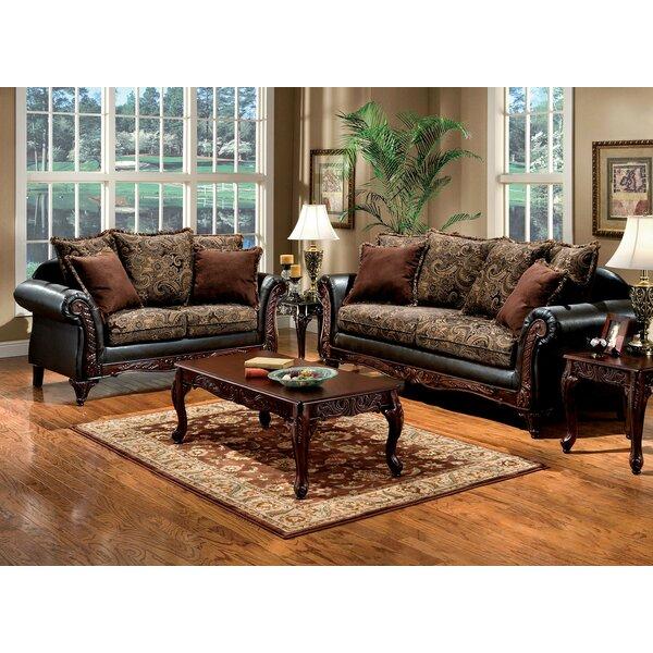 Deals Elsmere 2 Piece Living Room Set