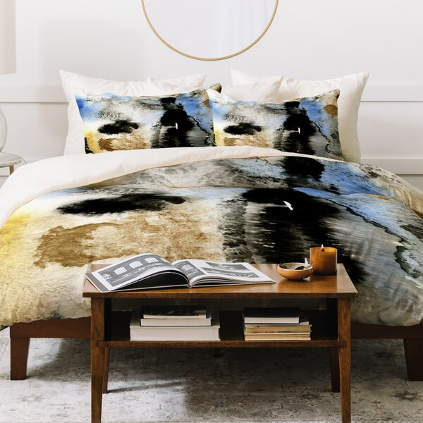 Cayena Blanca Rocks Duvet Cover Set