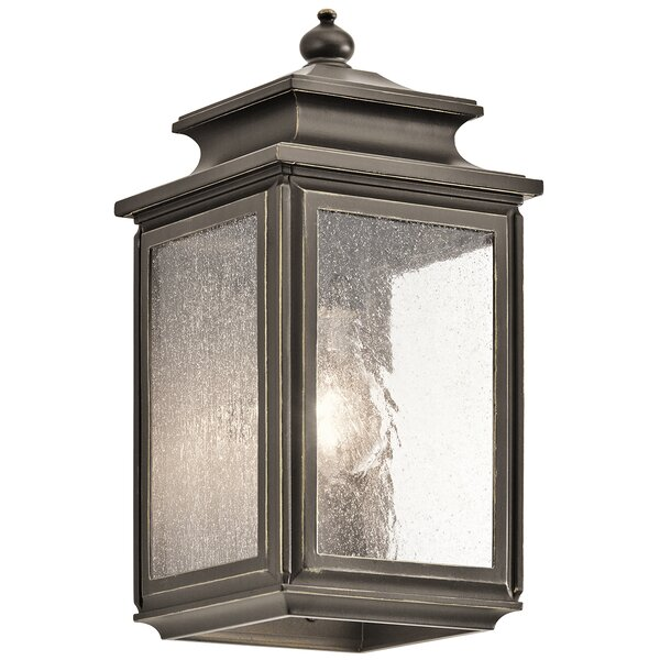 Wiscombe Park Outdoor Wall Lantern by Kichler