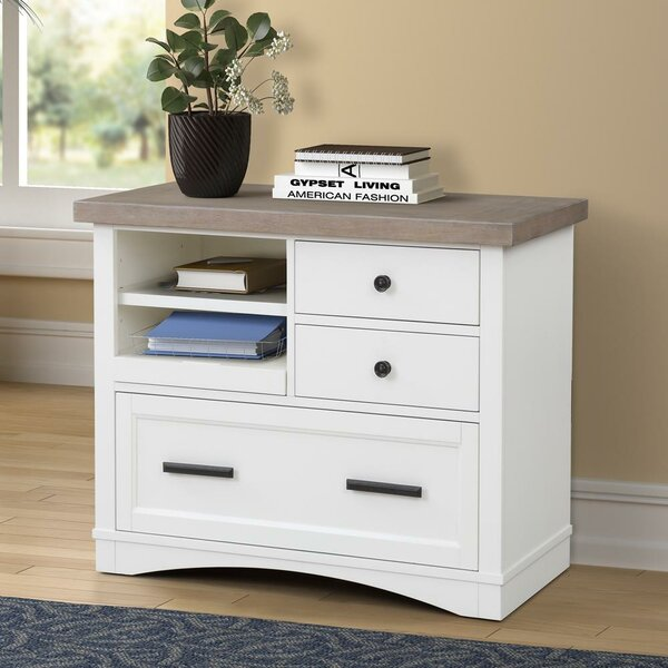 Jack 3-Drawer Lateral Filing Cabinet