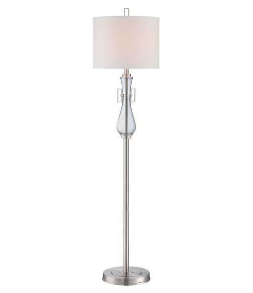 Thelma 62 Floor Lamp by Red Barrel Studio