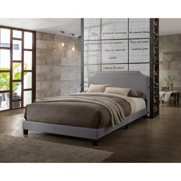 Donavan Upholstered Standard Bed by Charlton Home