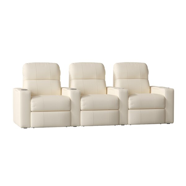 Review Home Theater Recliner (Row Of 3)