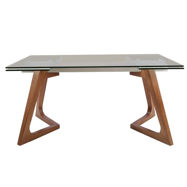 Cheek Extendable Dining Table by Brayden Studio