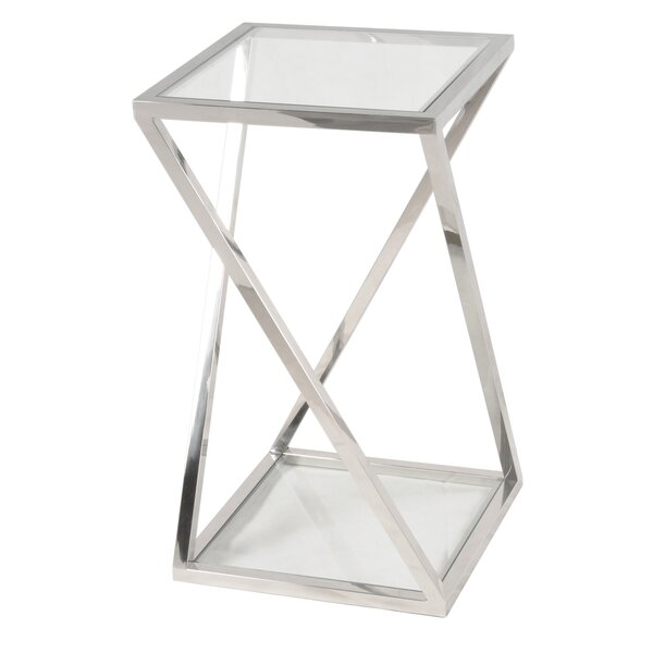 Zielke End Table by Orren Ellis