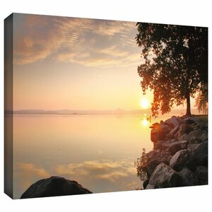 'Renewal' Photographic Print on Wrapped Canvas by Ebern Designs