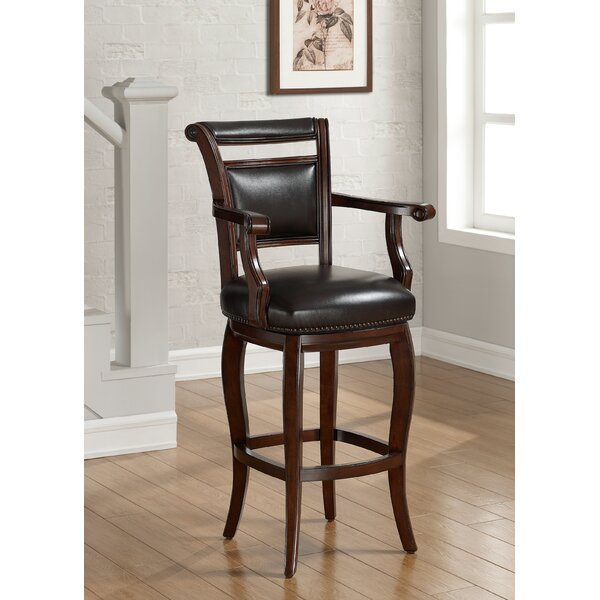 Marco 30 Swivel Bar Stool by American Heritage