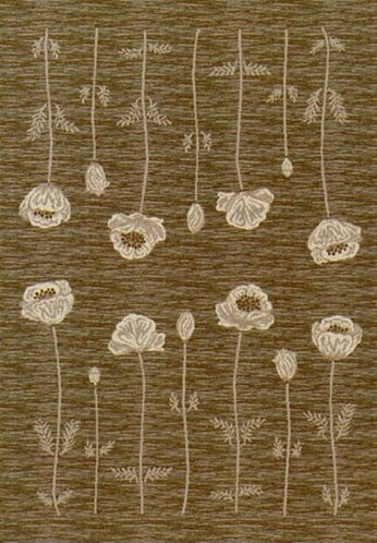 Innovation Oregano Poppy Area Rug by Milliken