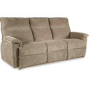Pleasing Jay La Z Time Power Recline With Power Headrest Full Reclining Sofa Gmtry Best Dining Table And Chair Ideas Images Gmtryco
