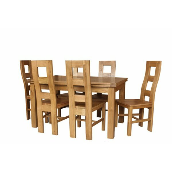 Pecoraro 7 Piece Extendable Dining Set by Loon Peak