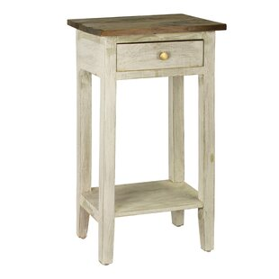 Look for Cusseta End Table With Storage By August Grove