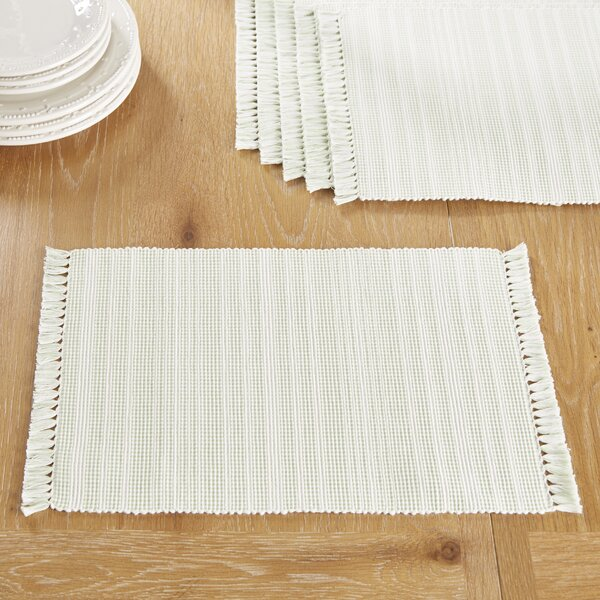 Creeve Placemats (Set of 6) by Mint Pantry