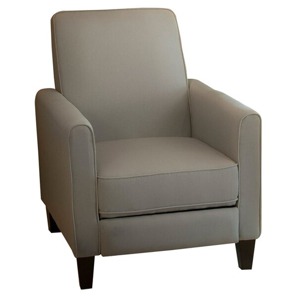 Cabrales Manual Recliner by Mercury Row