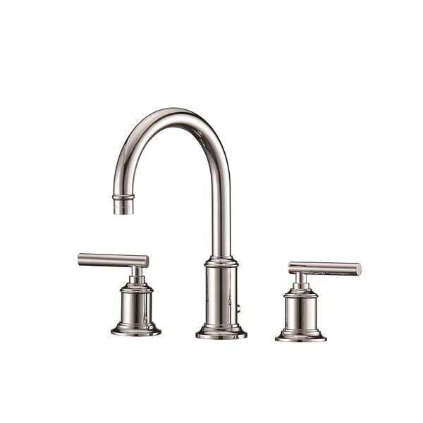 Kensington Widespread Bathroom Faucet with Drain Assembly