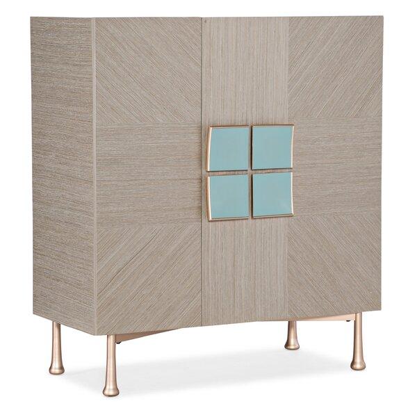 Melange 2 Door Accent Cabinet by Hooker Furniture Hooker Furniture