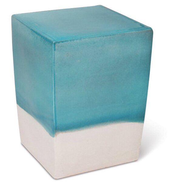 2 Glaze Square Cube (Set of 2) by Seasonal Living
