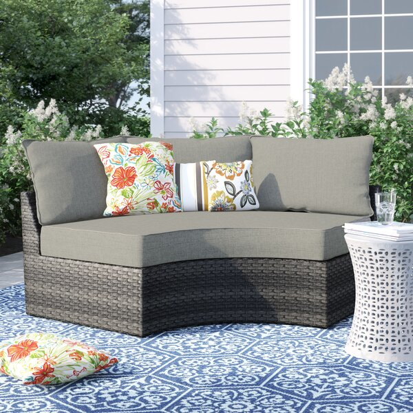 Monte Patio Chair with Cushions by Sol 72 Outdoor